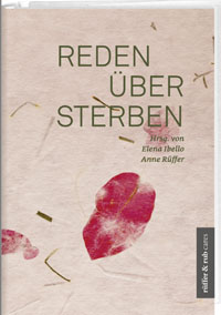 Buch Reden über Sterben (klein)