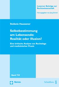 Buchcover Haussener 2017